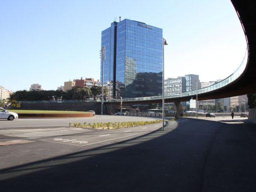 Acristalamiento Plaza Cerdà
